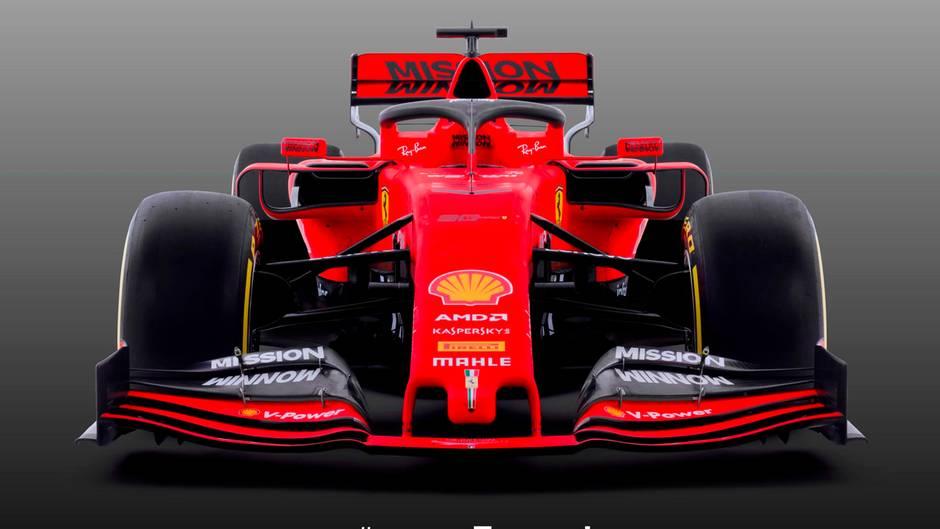 Formel 1: Ferrari SF90