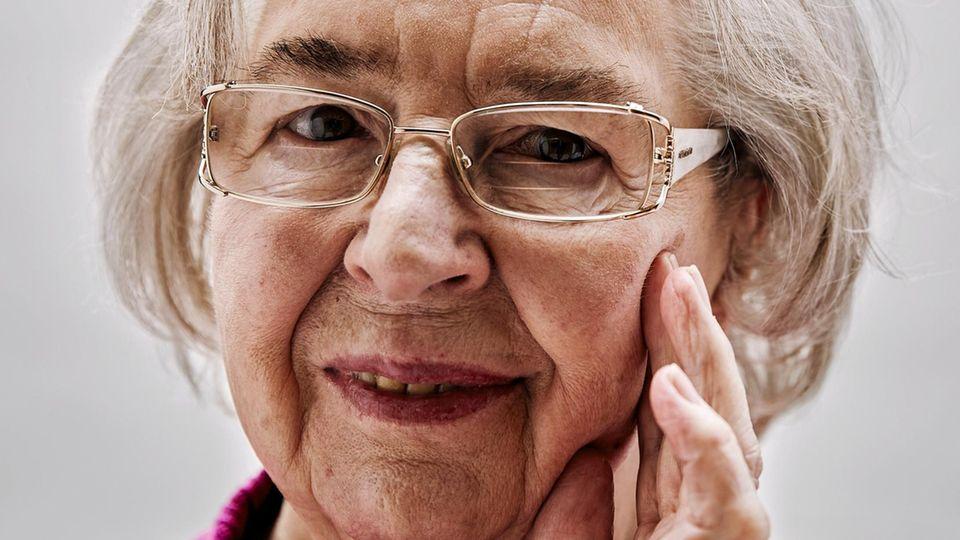 Elisabeth Lösekow,, 87, war Ordensschwester und hat lange in einem Hamburger Seemannsheim gekocht