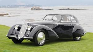 Auktion - Alfa Romeo 8C 2900B Touring Berlinetta