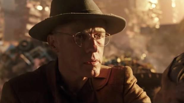 """Christoph Waltz in seinem neuem Film """"Alita: Battle Angel"""""""