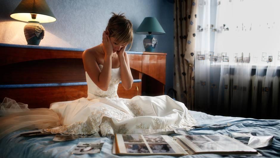 Bräute am Rande des Nervenzusammenbruchs? Dann hilft Tiffany Wright.