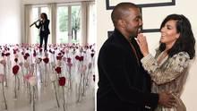 Kim Kardashian und Kanye West feiern den Valentinstag auf eine ganz eigene Weise.