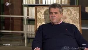 """Die """"heute-show"""" im ZDF beschäftigte sich mit einem Comeback von Sigmar Gabriel"""