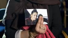 IS-FrauShamima Begum auf einem Familienfoto