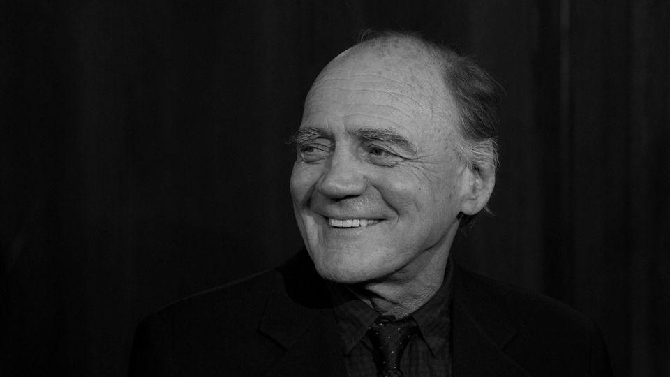 Schauspieler Bruno Ganz
