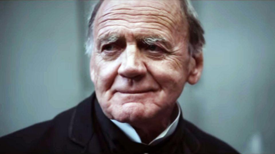 """Bruno Ganz als diabolischer Begleiter in Lars von Triers Schocker """"The House That Jack Built"""""""