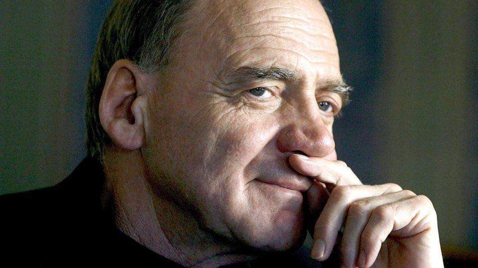 Schauspieler Bruno Ganz starb im Alter von 77 Jahren an Darmkrebs