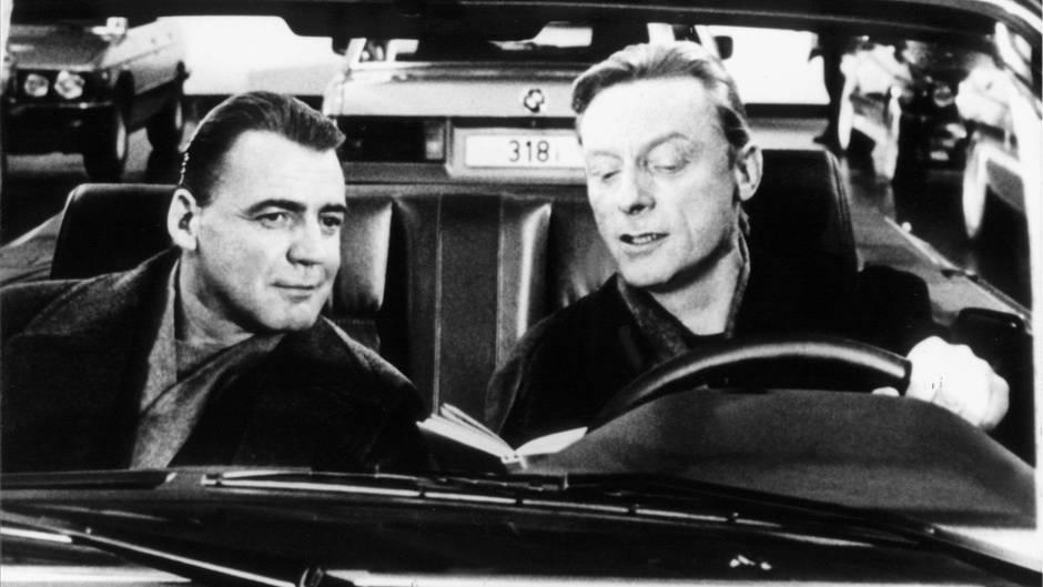 Tod einer Schauspielgröße: Bruno Ganz - das waren seine größten Rollen
