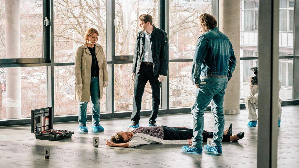 """""""Tatort: Ein Tag wie jeder andere"""" aus Bayreuth"""