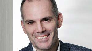 Moderator Marco Heinsohn