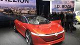 Der VW I.D. Vizzion wird ebenfalls auf den Markt kommen