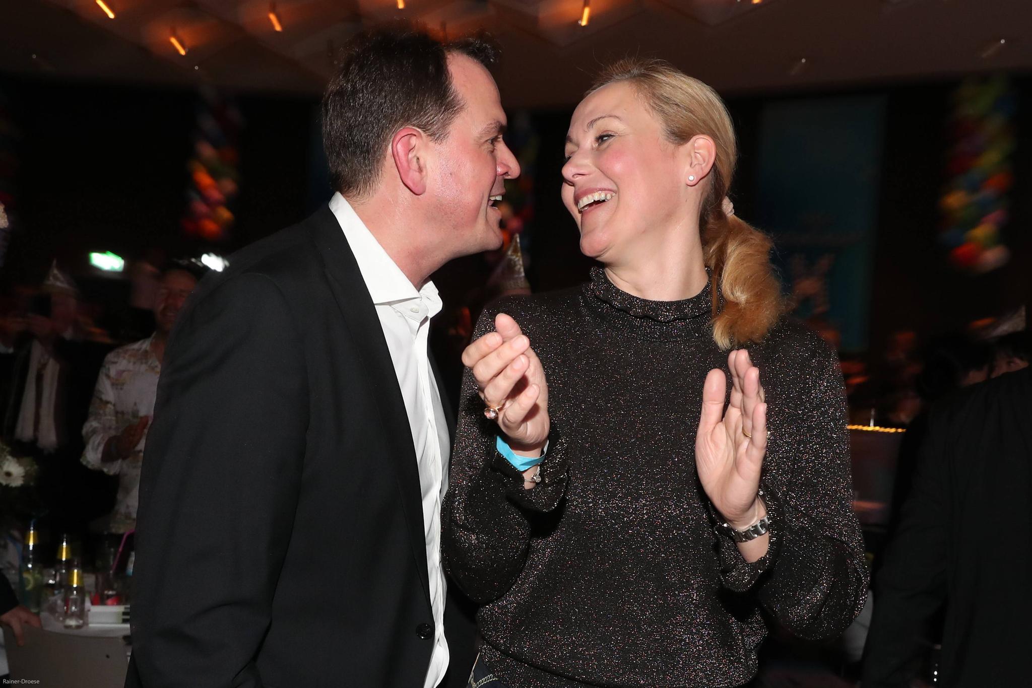 Bettina Wulff zeigt sich mit ihrem neuen Freund Jan-Henrik Behnken | STERN .de