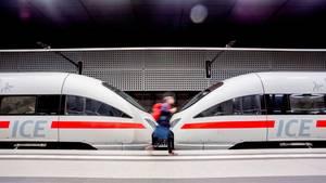Die Informationstafel der Deutschen Bahn zeigt Verspätungen an: 2018 musste das Unternehmen 2,7 Millionen Kunden wegen Unregelmäßigkeiten entschädigen, 900000 mehr als im Vorjahr.
