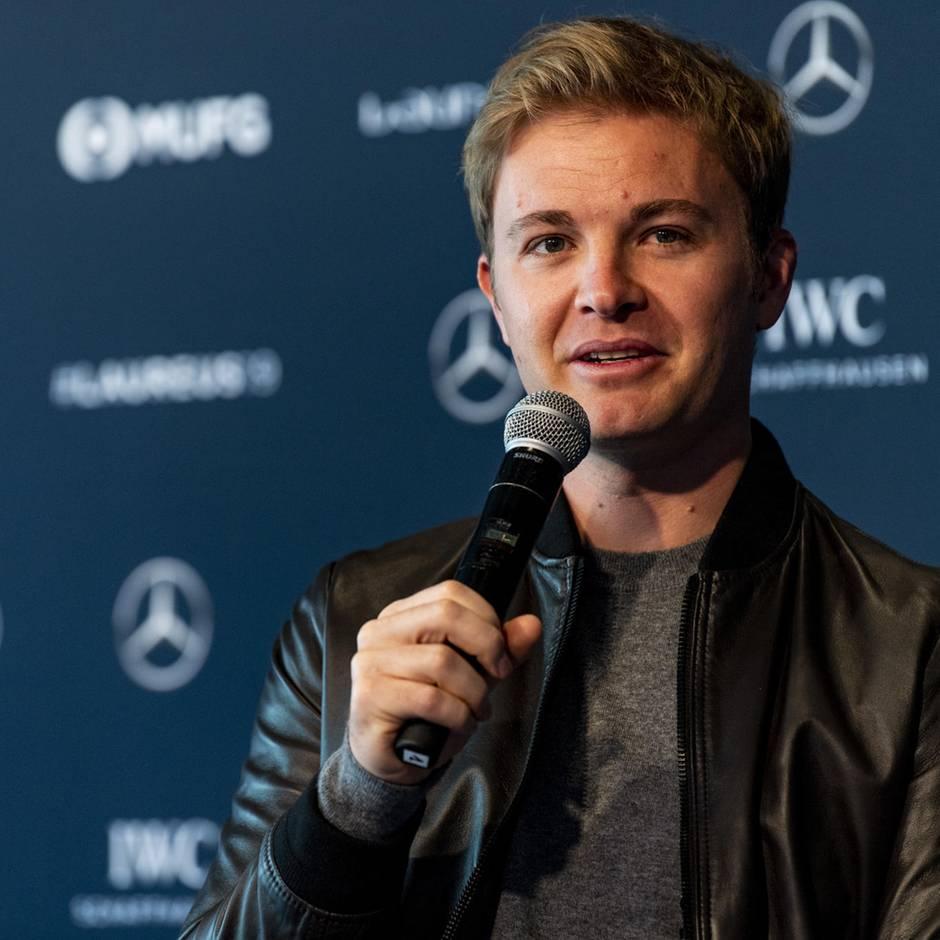 """Nico Rosberg: """"Das Auto ist kein Statussymbol oder Zeichen der Freiheit mehr"""""""