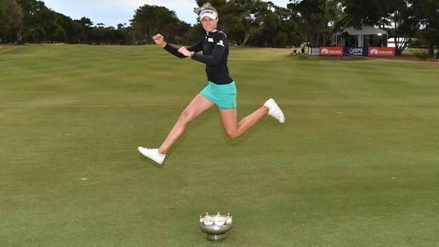 Australian Open Korda Slam