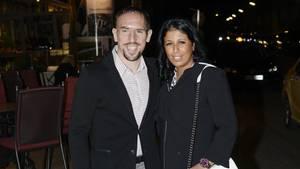 Vip News: Franck Ribéry und seine Frau Wahiba wurden erneut Eltern