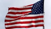 Die US-Flagge