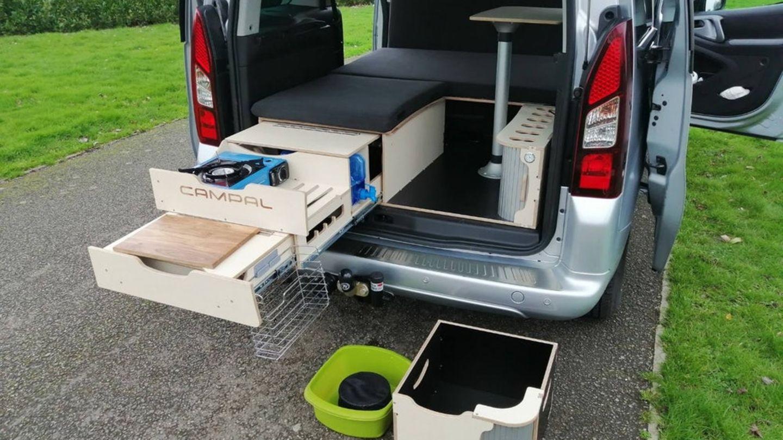 Campal - Diese Box macht aus Ihrem Wagen ein kleines Wohnmobil