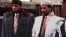 """Arsenio Hall und Eddie Murphy 1988 in """"Der Prinz aus Zamunda"""""""