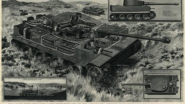 Tiger I Warum Der Mächtigste Panzer Des Krieges Eine