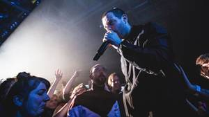 The Streets live: Mike Skinner