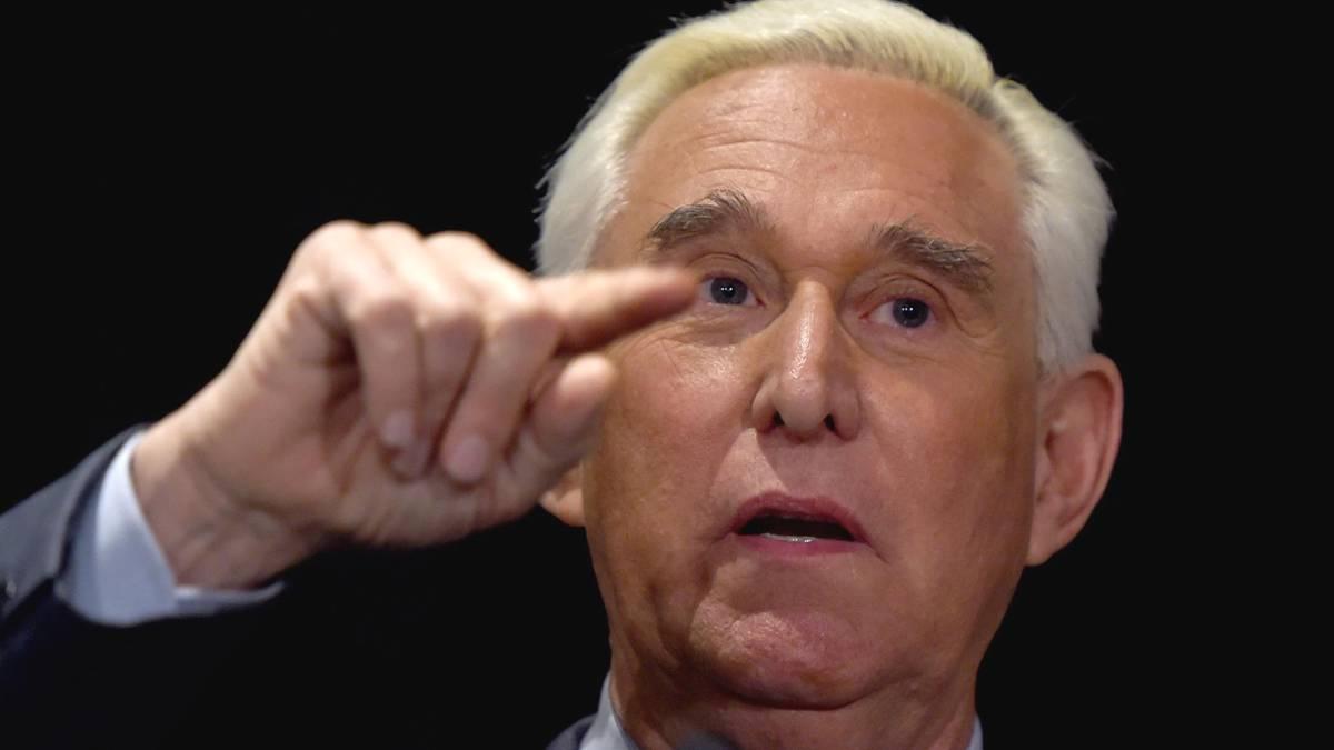 Russland-Ermittlungen: Ex-Trump-Berater Roger Stone attackiert seine eigene Richterin