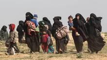 Was passiert eigentlich mit den unschuldigen Kindern der IS-Kämpfer?