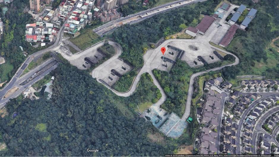 Google Maps verrät geheime Militär-Basis - inklusive 3D-Bildern der ...