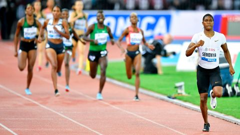 Fällt die Testosteron-Regel? Caster Semenya gegen die IAAF