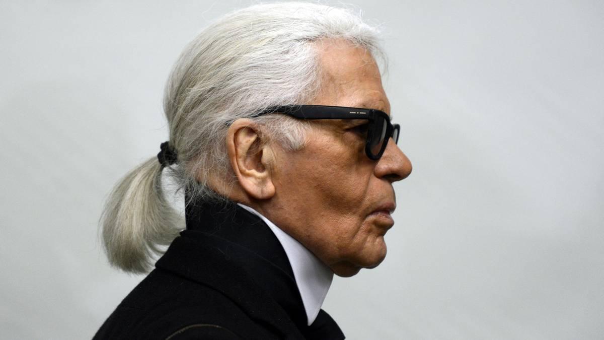 """Modewelt unter Schock: Karl Lagerfeld ist tot - der """"letzte Dandy von Paris"""""""