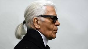 Modemacher Karl Lagerfeld starb mit 85 Jahren in Paris