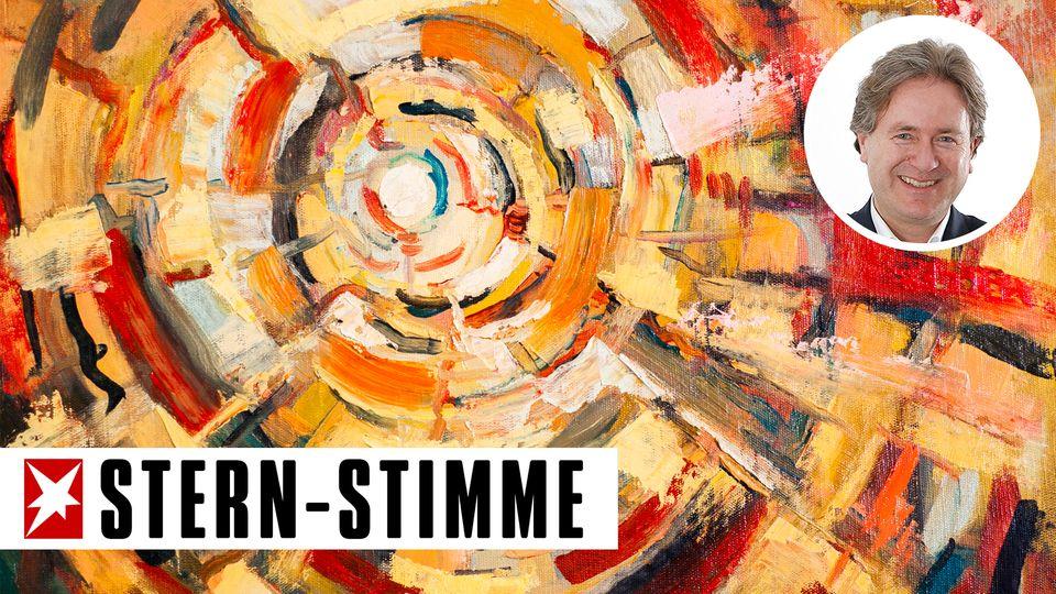 Frank Behrendt ist ein großer Freund von Kunst am Arbeitsplatz (Symbolbild)