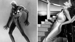 Brigitte Nielsen, Sharon Stone