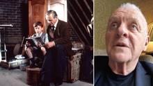 Antony Hopkins kehrt an einen alten Drehort zurück und wird melancholisch.