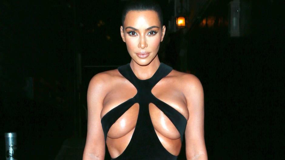 Horror-Looks der vergangenen Jahre: Das sind die gruseligsten Outfits von Kim Kardashian