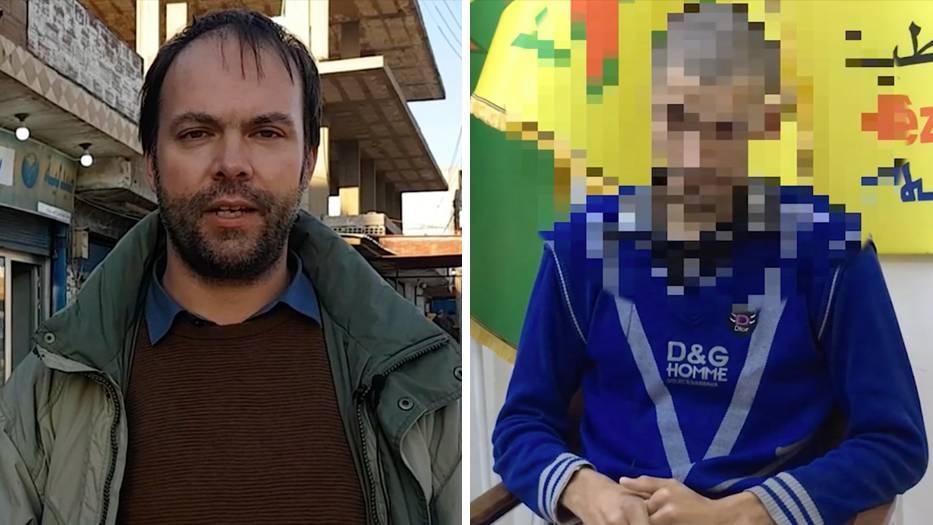 """Steffen Gassel im Interview mit IS-Kämpfer """"Nihad"""""""