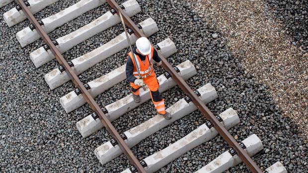 Neue Gleise braucht das Land