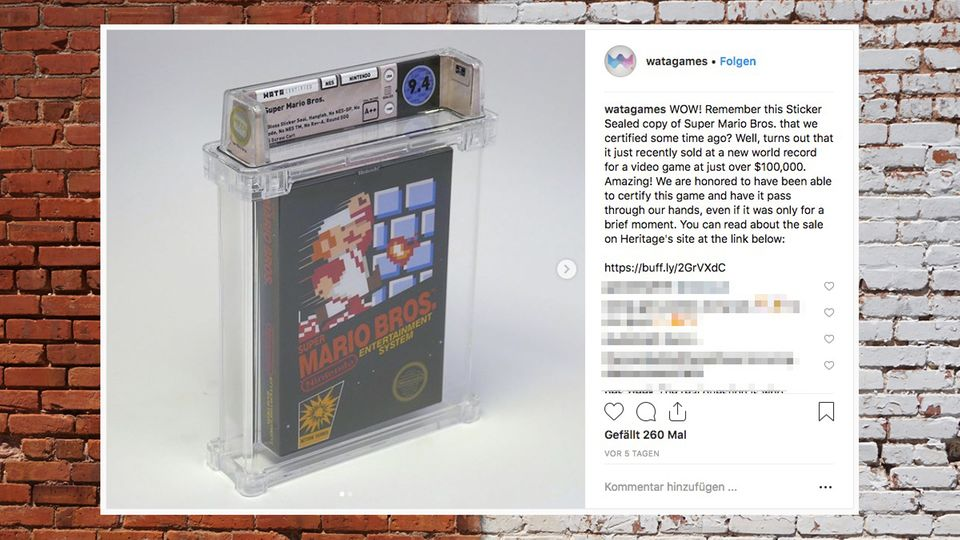 Videospiele Super Mario Bros