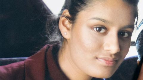 Der jungen Britin Shamima Begum soll die britische Staatsbürgerschaft entzogen werden