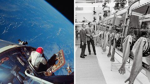 60 Jahre Raumfahrtgeschichte: Wie die Nasa mehr als nur den Mond eroberte