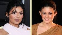 Kylie Jenner damals und heute
