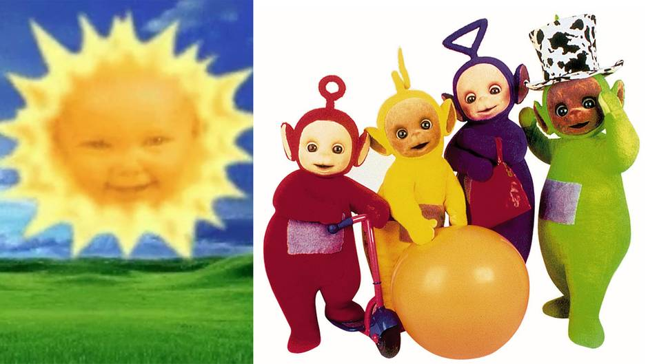 Kultserie der 90er-Jahre: Teletubbies: So sieht das Sonnen-Baby heute aus