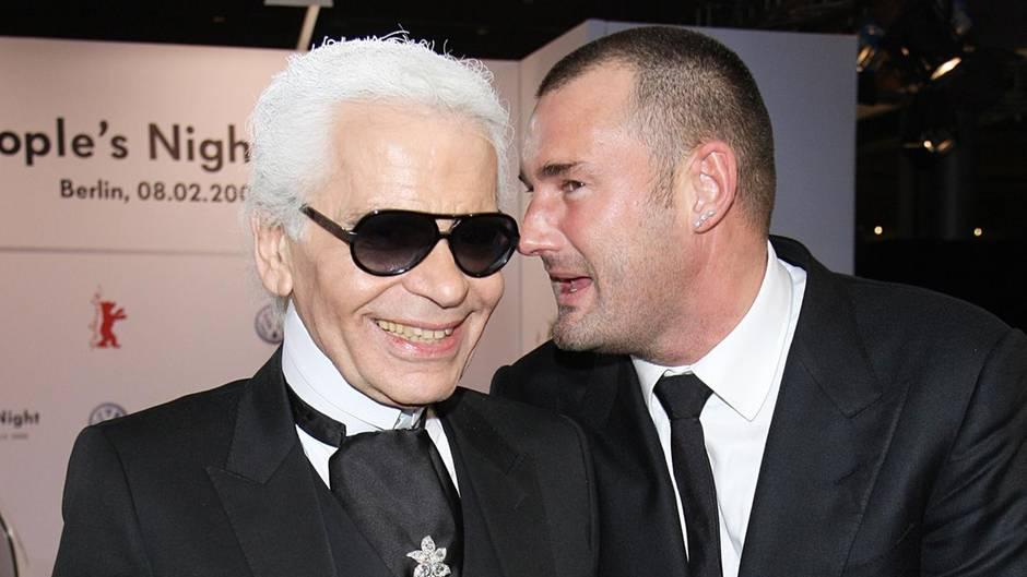 Karl Lagerfeld, Michael Michalsky
