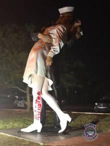 Statue in Florida