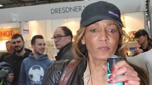 Vip News: Nadja abd el Farrag bei einem Auftritt in Leipzig