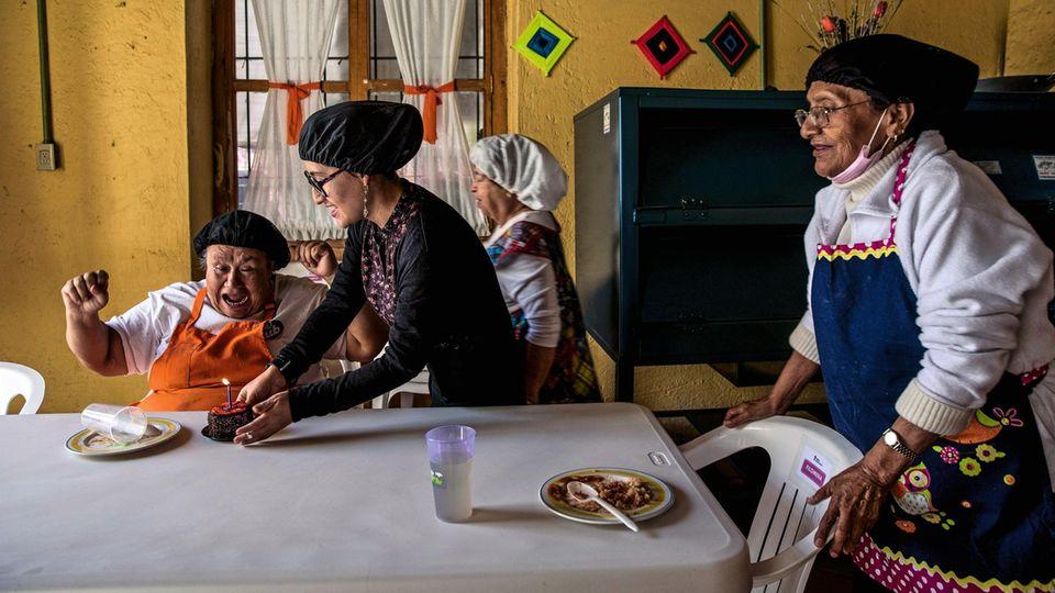 Mexiko: Ein Besuch im weltweit ersten Altenheim für Prostituierte