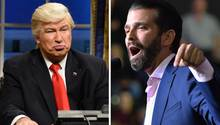 Donald Trump Jr. Alex Baldwin