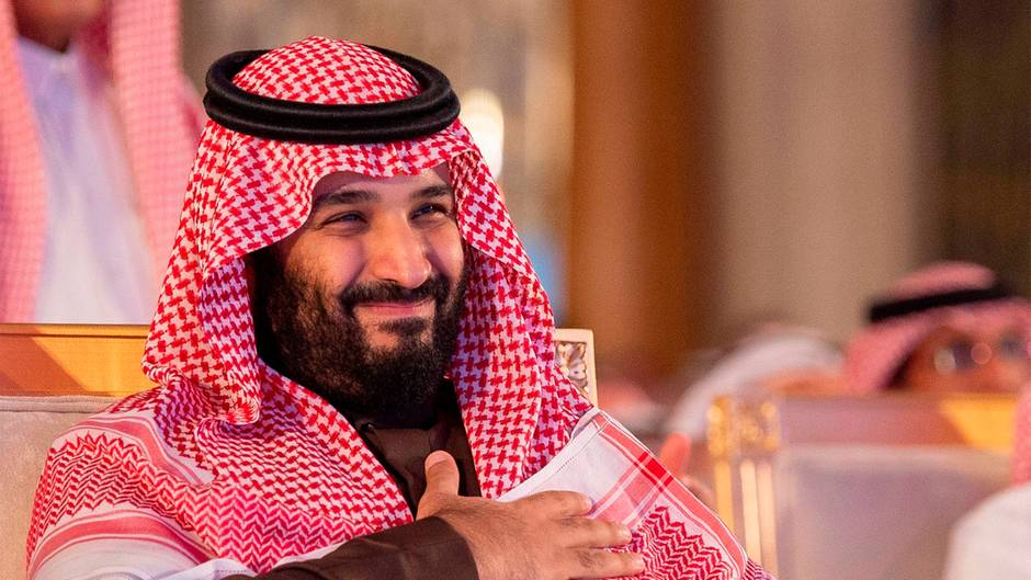 Saudischer Kronprinz Mohammad bin Salman
