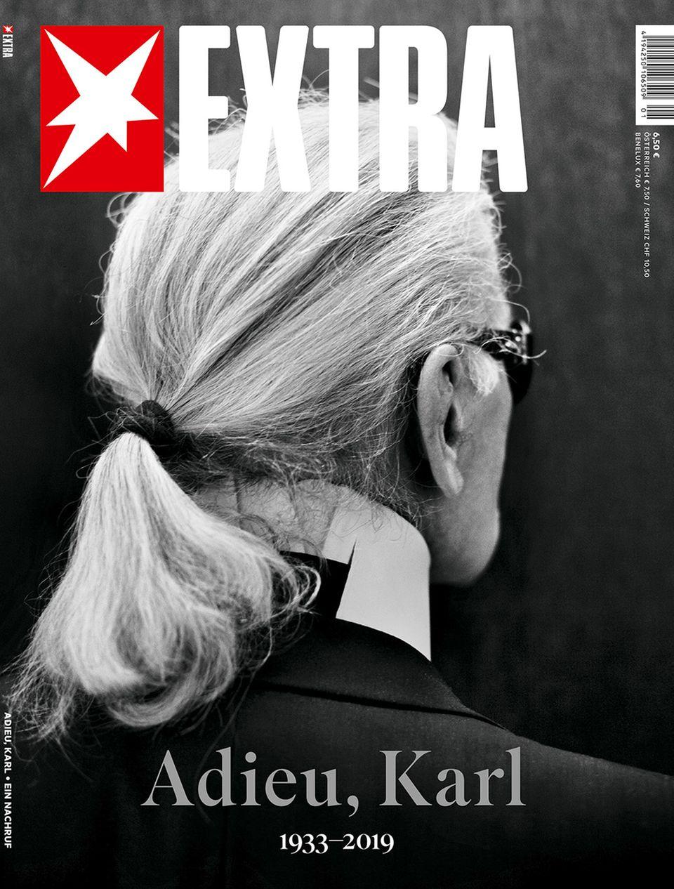 Vom Nutzobjekt zum Stilmittel: Sie gehörte zu ihm wie der Zopf: Darum trug Karl Lagerfeld immer eine Sonnenbrille