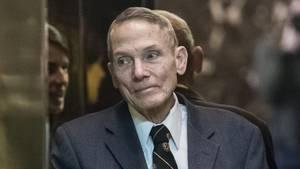 William Happer, der eine Klima-Kommission von US-PräsidentDonald Trump leiten soll